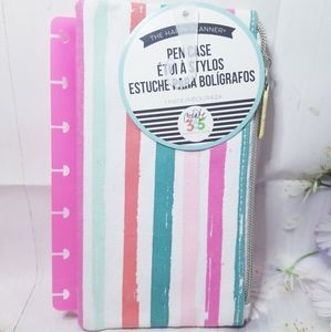The Happy Planner Mini Size Snap in Pen Case New